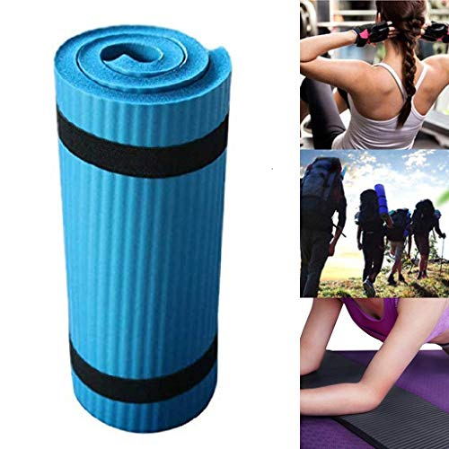 Best Price! Yoga Knee Pad Flat Support Elbow Pad - Thick Mini Yoga Mat Provides Extra Padding & Supp...