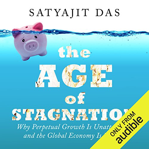 The Age of Stagnation audiobook cover art