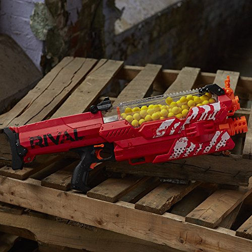 Nerf Rival Nemesis in the box