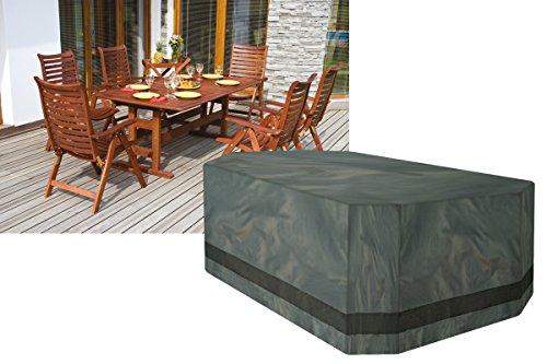 HBCOLLECTION Housse Premium pour Salon de Jardin rectangulaire 320cm Polyester