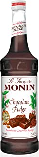 Monin Chocolate Fudge Syrup, 750 ml