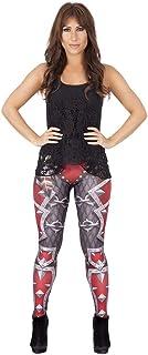 XiuZP アーマーハイストレッチスリム足パンツ屋外ランニングパンツヨガパンツタイツスポーツフィットネス用女性ファッション3dデジタル印刷パフォーマンス服複数選択 (Color : Gray, Size : XL)