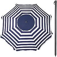 Aktive 62112 - Sombrilla playa diámetro 240 cm
