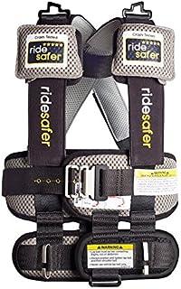 Safe Traffic System Ride Safer Travel Vest Type 2, Grey, Small