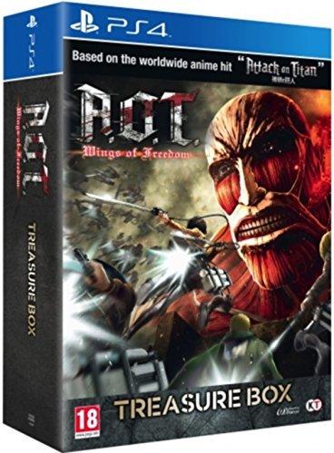 Attack On Titan–a.o.t. Flügel der Freiheit Treasure Box (Playstation 4)