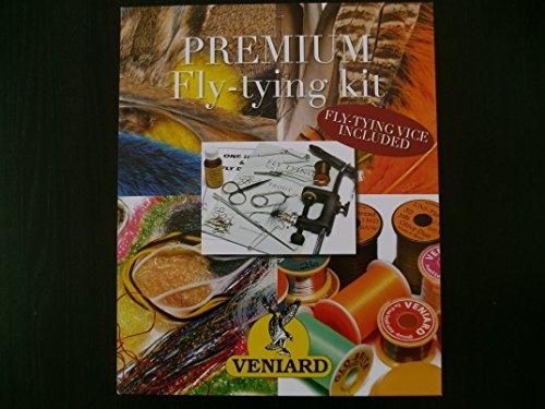 *NEW* VENIARD PREMIUM FLY TYING KIT - INC. TOOLS & VICE