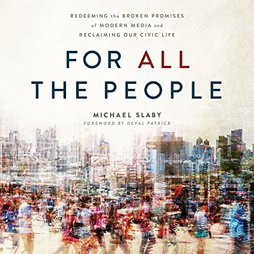 For ALL the People Audiobook By Michael Slaby cover art