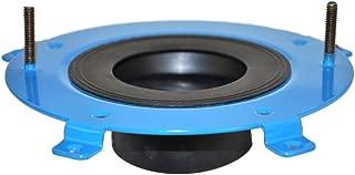 NEXT BY DANCO (10672X) HydroSeat Durable Toilet Flange Repair, Blue and Black, 1-Pack (Renewed)