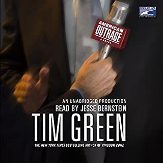 American Outrage audiobook cover art