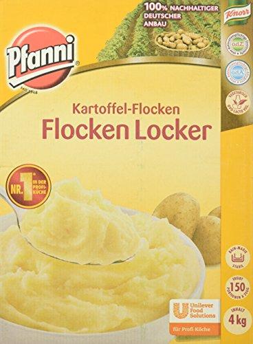 Pfanni Kartoffel-Flocken, 2028, 1er Pack (1 x 4 kg)
