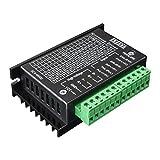 Quimat TB6600 Stepper Moteur Driver Controller Version Mise à Jour 32 Segments 4A 40V 57/86 Conducteur de Stepper Motor pour imprimante 3D/CNC QD07