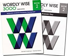 Wordly Wise 3000 Grade 2 SET -- Student and Answer Key (Systematic Academic Vocabulary Development)