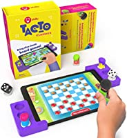Tacto Classics by PlayShifu (app Based) - Interactive Board Games for Family Game Night, Strategy Games Gifts for Boys &...