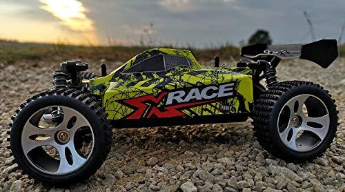 RC Auto kaufen Buggy Bild 2: RC 2,4 Ghz Speed Buggy POTENZA 4WD Allrad ferngesteuertes Auto Buggy RTR Bis 30km/h - Allradantrieb - Alles inklusive - RTR*
