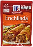McCormick ENCHILADA Sauce Mix 1.5oz (3 Packets)