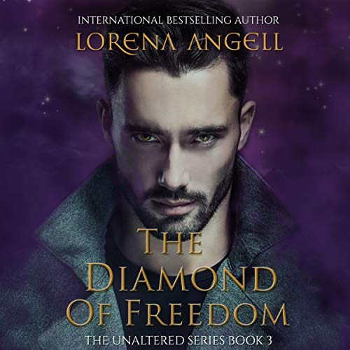 The Diamond of Freedom audiobook cover art
