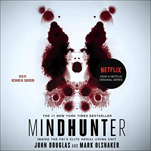 Couverture de Mindhunter