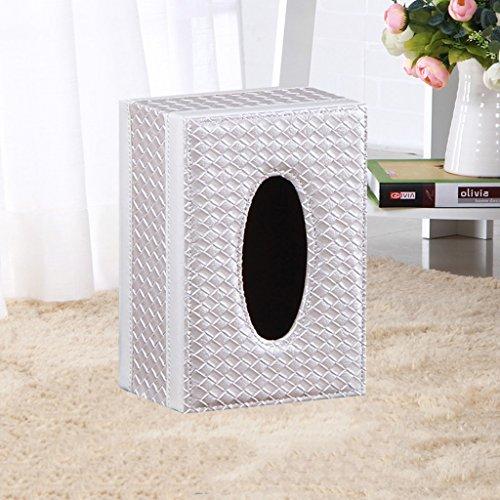SHOP YJX Casetta porta fazzoletti casalinga scatola creativa (colore : #4)