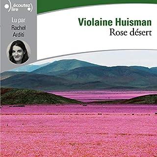 Page de couverture de Rose désert