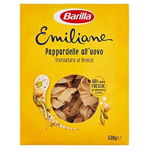 Barilla Pasta all'Uovo Le Emiliane Pappardelle, 500 g