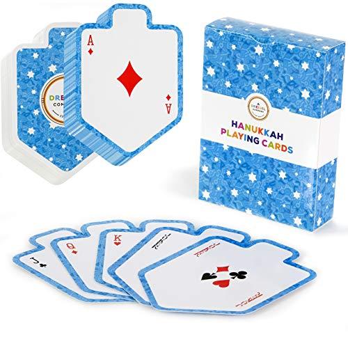 Hanukkah Playing Cards