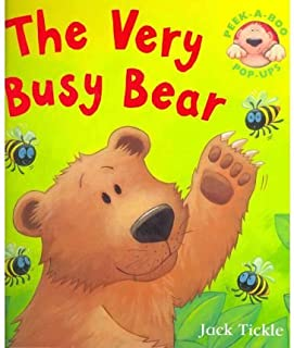 TheVery Busy Bear by Tickle, Jack ( Author ) ON Mar-02-2009, Hardback