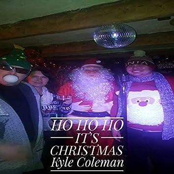 Ho Ho Ho It's Christmas