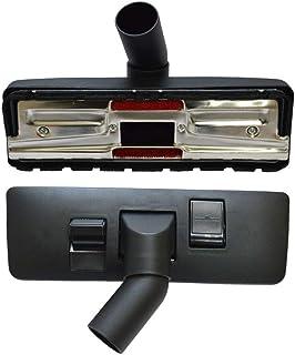 EZ SPARES 1 1/4 inch 32mm Universal Vacuum Cleaner Euro Floor Brush Head Brush Attachment for Floor and Carpet Combo Tool ...