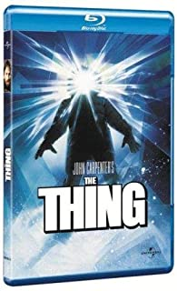 The Thing [Blu-Ray] (B001DD0I82) | Amazon price tracker / tracking, Amazon price history charts, Amazon price watches, Amazon price drop alerts