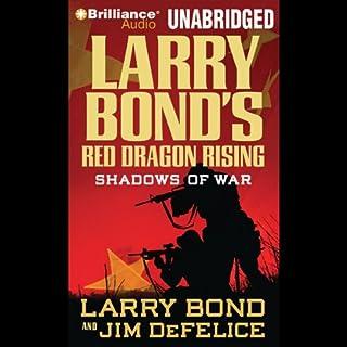Red Dragon Rising audiobook cover art