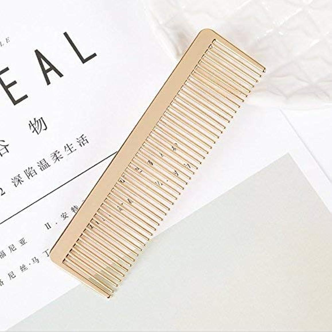 接続詞例示する神経衰弱Ann Lee Design Golden Hair Comb [並行輸入品]