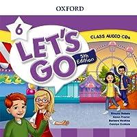 Let's Go: Level 6: Class Audio CDs