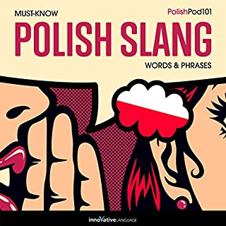 Learn Polish: Must-Know Polish Slang Words & Phrases cover art