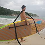 OCEANBROAD SUP Paddle Board Carry Strap Kayak Canoe Carry Strap Storage Sling