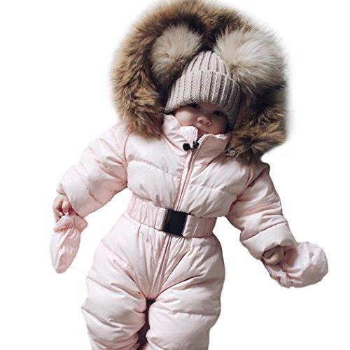 Fascigirl baby's kinderwagen pak, kleine kinderwagen pram overall warme mantel winter kinderwagen met handschoenen