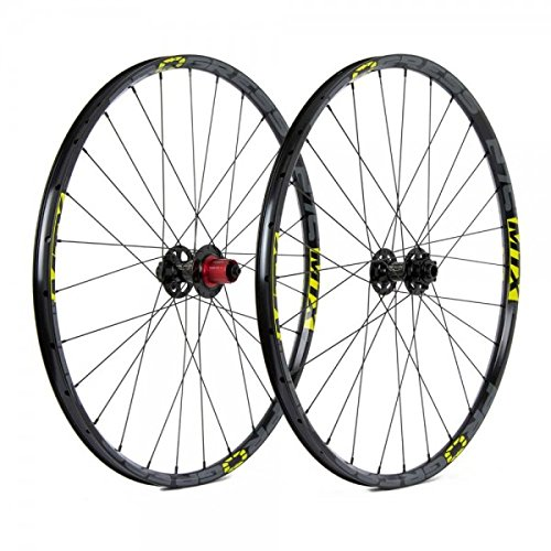 RUEDAS PROGRESS MTX 29 9/15/20x100 Y 12x142 Shimano