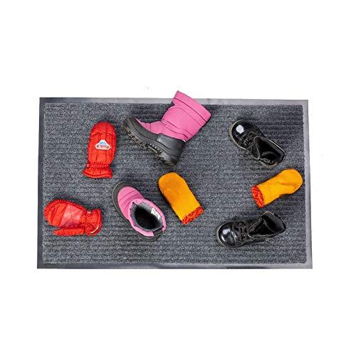 Heizmatte 35°C 50x80cm Heizteppich Fußwärmer Wärmematte beheizbare Fußmatte