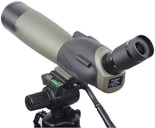 BOC La Puissance élevée du Télescopehd 60X80A Peut être Connectée Au Gros Calibre Monoculaire De Reflex,A,Télescope