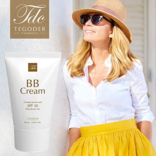 Tegoder Cosmetics BB Cream SPF30 50 Ml