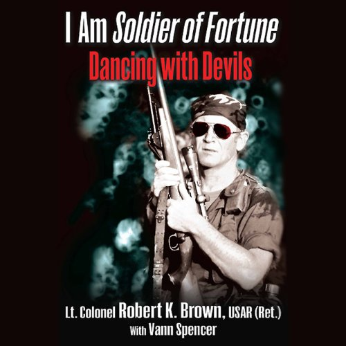 I Am Soldier of Fortune cover art