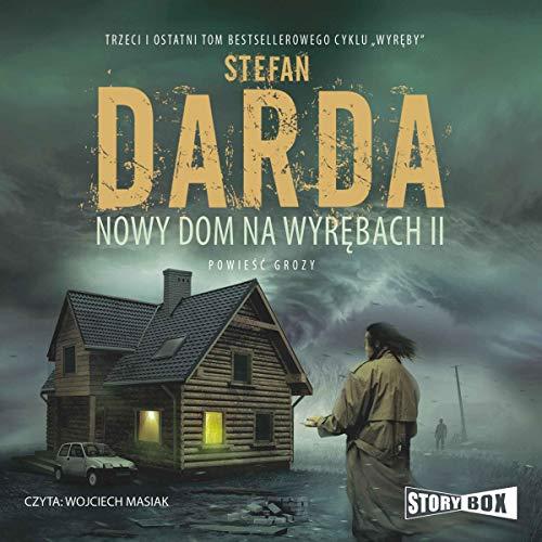 Diseño de la portada del título Nowy dom na wyrębach II