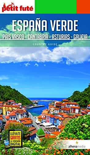 España Verde. Galicia, Asturias, Cantabria y País Vasco (Alhena Country Guide)