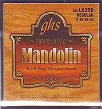 Best ghs silk and steel mandolin strings Reviews