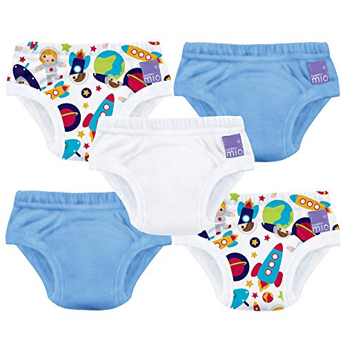 Bambino Mio, Potty Training Pants, Mixed Boy, Outer Space, 2-3 Years (5...