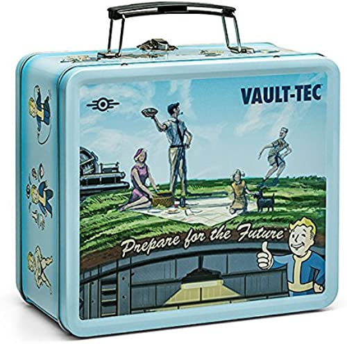 FanWraps Fallout Shelter Vault Prop Replica Tec Tin Tote by FanWraps