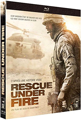 Rescue under fire [Blu-ray] [FR Import]