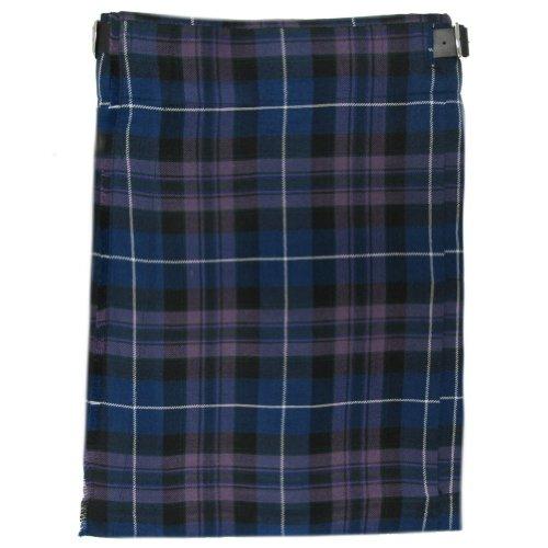 Tartanista - Kilt escocés para hombre - Tartán Honour Of Scotland - 0,3 kg 4,5 m - UK36 (91 cm)