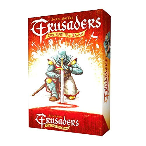 Unbekannt Tasty Minstrel Games: Crusaders - Thy Will Be Done Board Game