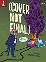 Cover Not Final: Crime Funnies