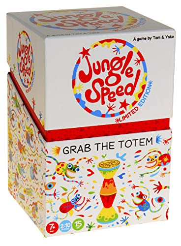 ASM Games Jungle Speed: Skwak Edition Same as The Original w Updated Graphics